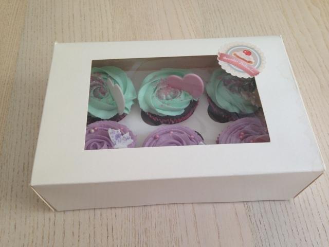 Caja Regalo Cupcakes
