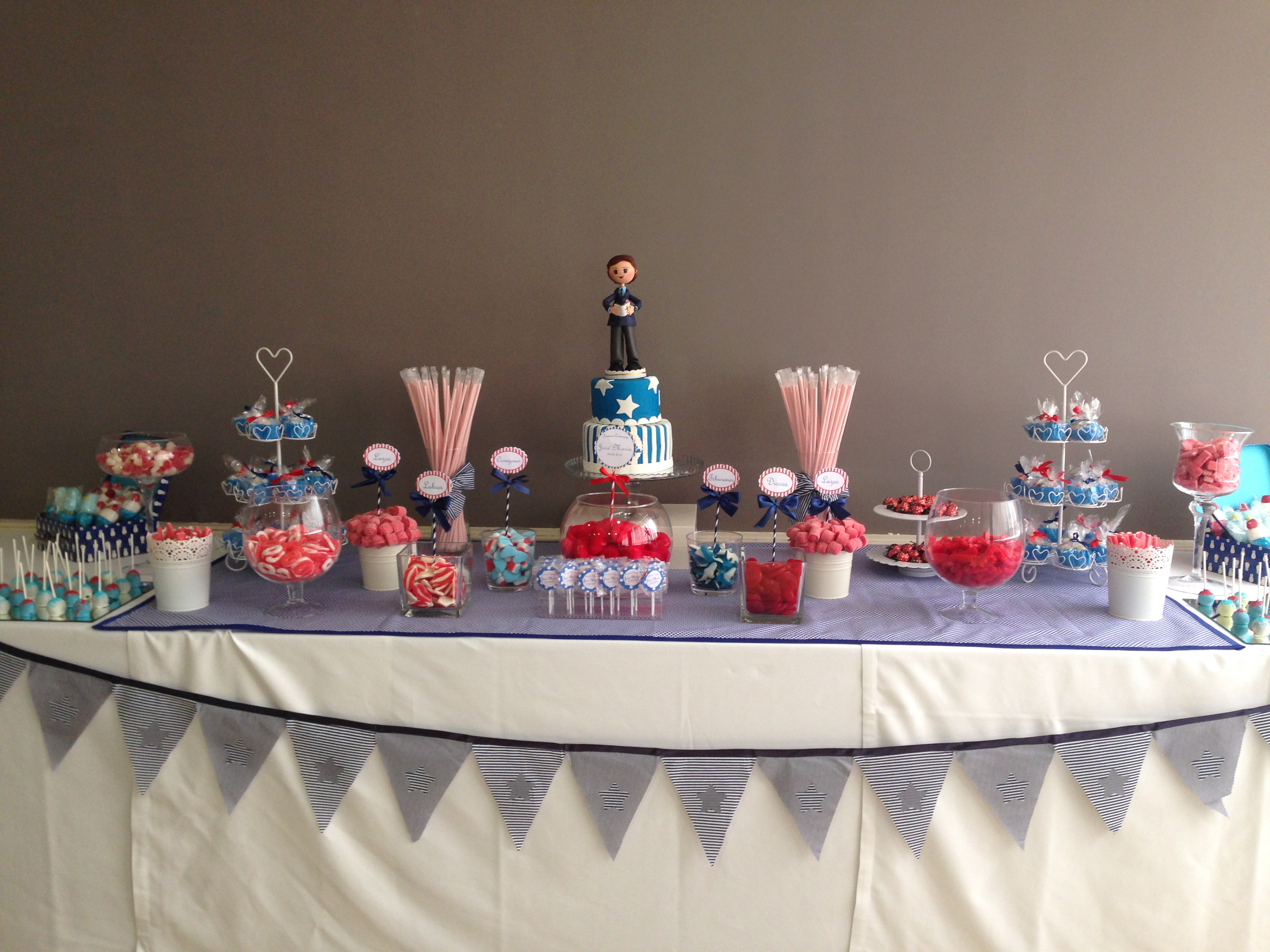 cake pops bocados dedicados