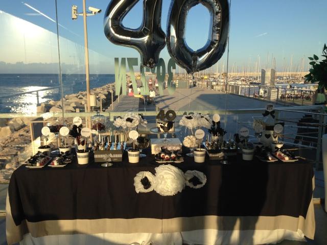 Mesa 40 Cumpleaños (7)