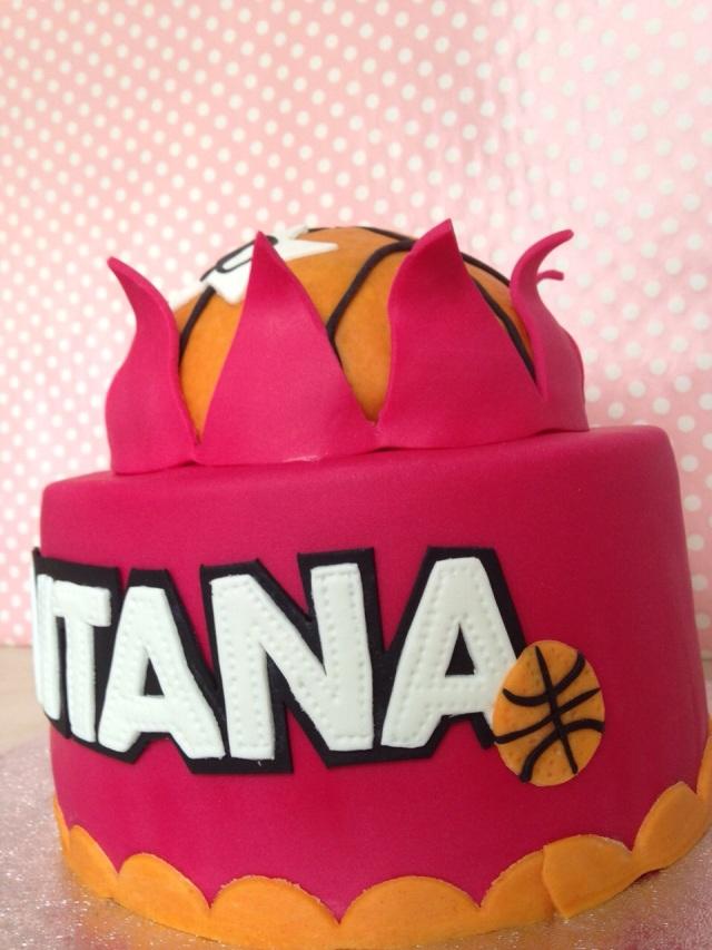 Tarta Basket