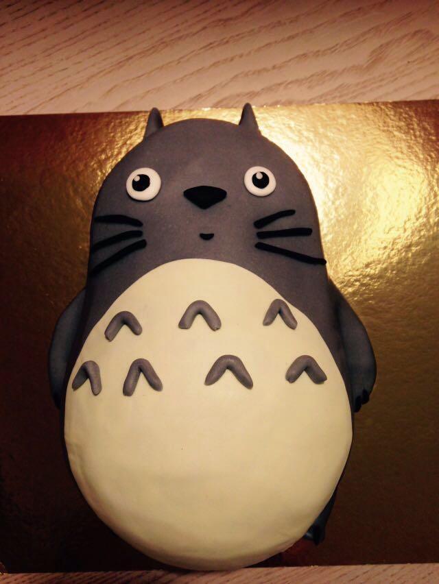 Tarta Totoro