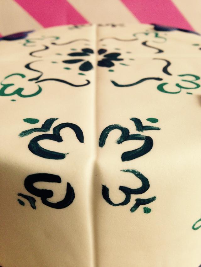 Tarta cerámica Valencia