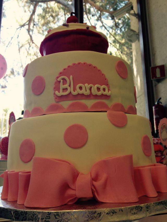 Tarta Cupcake
