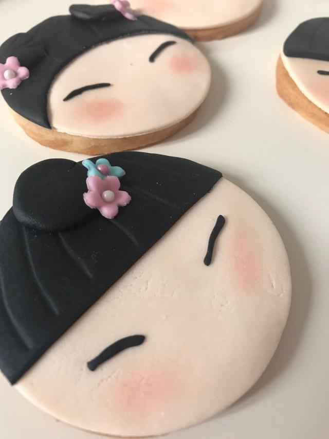 Tarta Geisha
