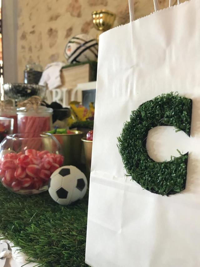 Mesa dulce futbol Valencia